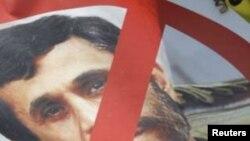Protestas similares ocurrieron con la visita del presidente iraní a Brasil en 2009.
