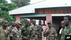 Repeated mediation efforts have failed to disarm militias in western Ivory Coast (file photo)