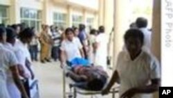 Civilian Casualties In Sri Lanka