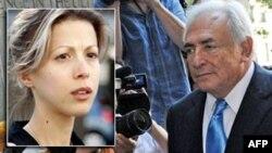 Francuska književnica Tristan Benon (u okviru) najavila da će podneti tužbu za pokušaj silovanja protiv Dominika Stros-Kana