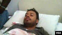 Jihaad Maxamed waa qaxooti Yemeni ah oo isku gubay Hargeysa