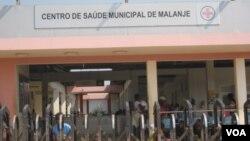 Angola Malanje Hospital Municipal