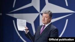 Президент Порошенко (архівне фото)