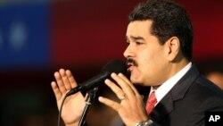 """El presidente Nicolás Maduro negó que Venezuela sea un país """"invivible""""."""