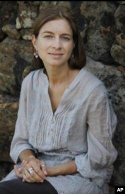 'Peace Meals' author Anna Badkhen