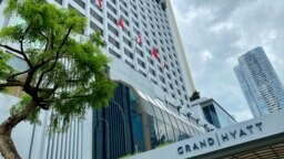 新加坡君悦酒店 (2020年2月5日)