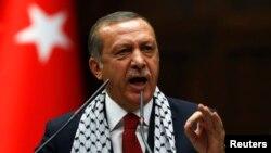 土耳其總理埃爾多安。(資料照)