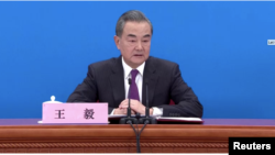 Wang Yi, Chinese State Councilor and Foreign Minister