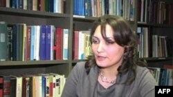 Şəhla İsmayilova, Bill Meyns mükafatının laureatı