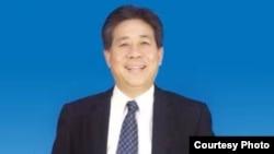 上海人大代表選舉獨立候選人馮正虎(網絡圖片)