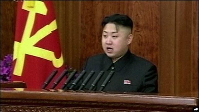 Lãnh tụ Bắc Triều Tiên Kim Jong Un hô hào cho việc phát triển các loại vũ khí trong bài diễn văn đầu năm.