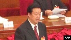 最高人民法院院长王胜俊做工作报告