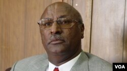 Arefaine Berhe is Eritrea Agricultural minister