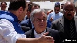 Sekretaris Jenderal PBB Antonio Guterres. (Foto:dok)
