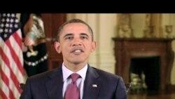 Peyama Serok Obama bo Dengê Amerîka