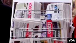 Gazetat e përditshme në Kosovë