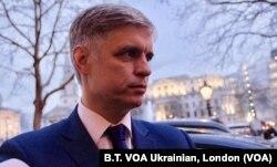 Menteri Luar Negeri Ukraina, Vadym Prystaiko.
