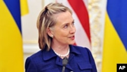 Гілларі Клінтон (архівне фото - Київ, 2010)