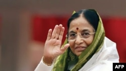 Tổng thống Ấn Ðộ Prathiba Patil