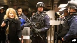 Etats-Unis : sécurité renforcée dans les transports en commun