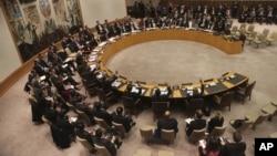 聯合國於1月22日下午通過了譴責朝鮮去年12月發射火箭的第2087號決議。