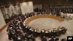 Diplomat Korsel melobby DK PBB untuk menyetujui resolusi PBB yang akan mengizinkan tindakan militer terhadap Korut (foto: dok).