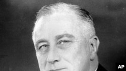 This Jan. 19, 1937 file photo shows President Franklin D. Roosevelt. (file)