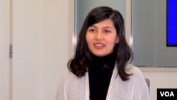 سارا دقیق در شرکت اوکاتا در بخش تامین امنیت انترنتی کار میکند