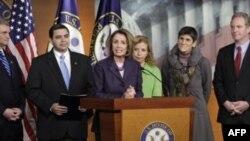 Демократы покидают Конгресс
