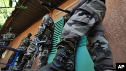 Pasukan Niger, dibantu pasukan Perancis, berhasil menewaskan dua orang militan (foto: ilustrasi).