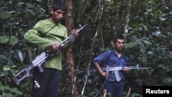 Terrorist Front Leaders Arrested In Peru