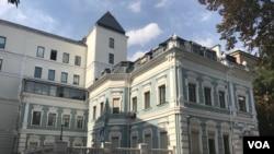 Колишній офіс Партії регіонів у Києві