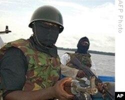 Nigerian militants.