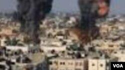Mashambulizi ya Israel dhidi ya Hamas.
