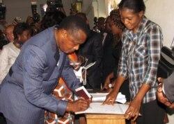 Un reportage de Ngouela Ngoussou à Brazzaville