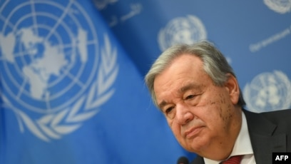 Sekjen Guterres: PBB Tolak Pemberlakuan Kembali Sanksi Iran