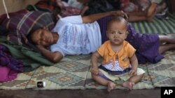 Burma's Parliament Passes Population Control Law