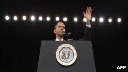 پرزيدنت اوباما: ۳۰ هزار سرباز اضافه به افغانستان اعزام می شوند