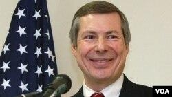 ATƏT-in Minsk Qrupunun yeni təyin olunmuşamerikalı həmsədri Ceyms Uorlik