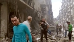 Aleppo on Fire