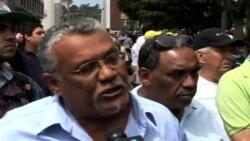 Venezuela: Opositor detenido es presentado ante tribunal
