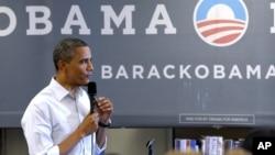 Presiden Amerika, Barack Obama (13/7)
