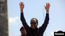 Perezida wa Somaliya, Hassan Sheikh Mohamud