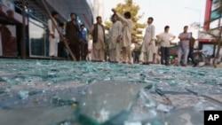 کابل: بم دھماکہ