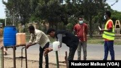 Faayilii - Bakka harka itti dhiqatan tola-ooltotan qophaahe, Amboo, Oromiyaa