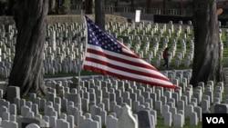 La marcha busca rendir honores a las 184 personas que perdieron la vida en los ataques al Pentágono en septiembre 11 de 2001.
