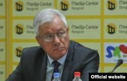 Rade Veljanovski (Foto: Medija centar Beograd)