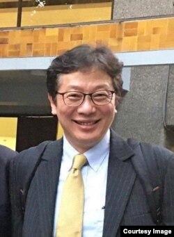 台灣清華大學客座教授侍建宇(侍建宇提供)