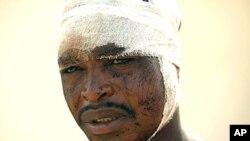 Wani da rikicin bayan zaben Nijeriya ya rutsa da shi.