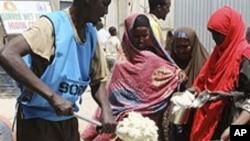 Program Bantuan Pangan Dunia (WFP) terus mengalir untuk Afrika (Foto: dok). Negara-negara G-8 memprakarsai kemitraan sedunia untuk keamanan pangan dan mengatasi kekurangan gizi di benua itu.